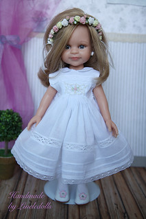 For dolls Paola Reina/Dianna Effner etc.