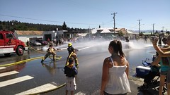 Cle Elum Parade and Water Fight