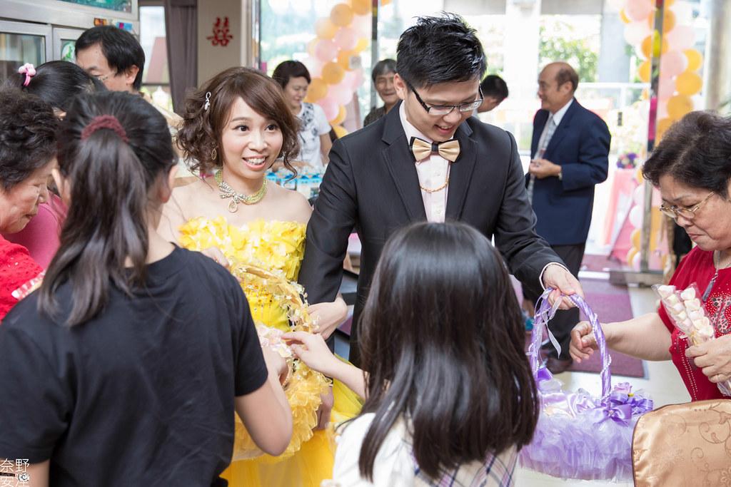 婚禮紀錄-高雄-展誠&鳳綿-文定午宴 X 吉喜海鮮餐廳 (66)