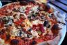 Pizza at Pizzeria Ludica