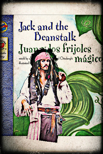 Jack Sparrow and the beanstalk