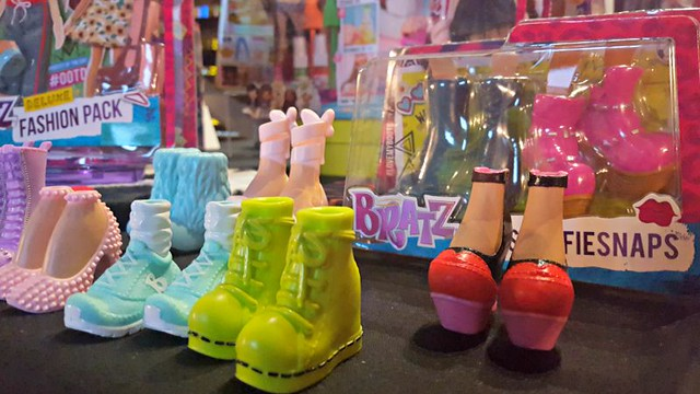 Bratz boots, Bratz collection