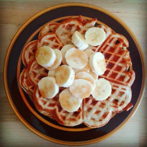 Vohveleita aamiaiseksi // Waffle Breakfast