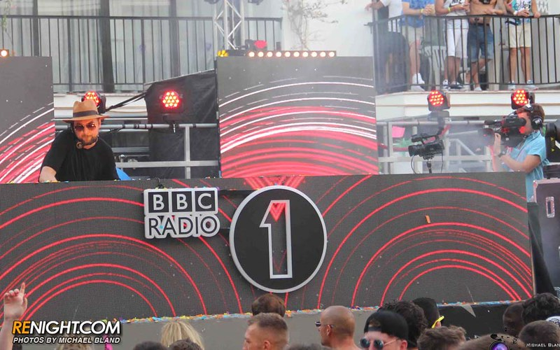 Radio One in Ibiza 2015 (20 Years) Photo Report - Sunday at Ibiza Rocks Hotel with Faithless