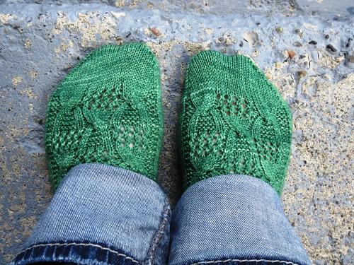 fo: SpringTastic Socks!