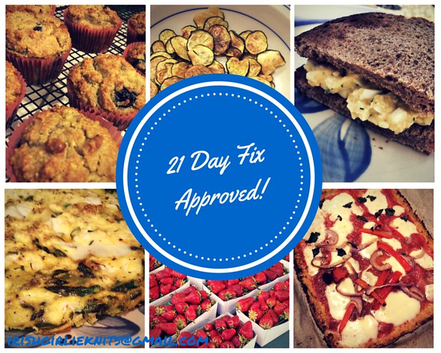 21 Day Fix Approved Food