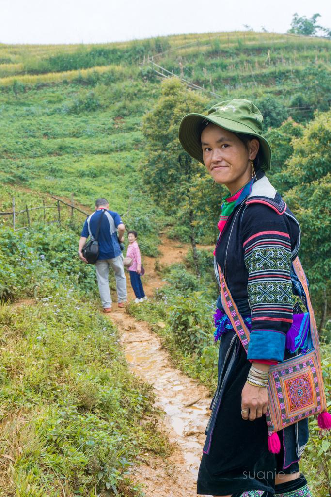 Hanoi itinerary - Day 03 Sapa trekking