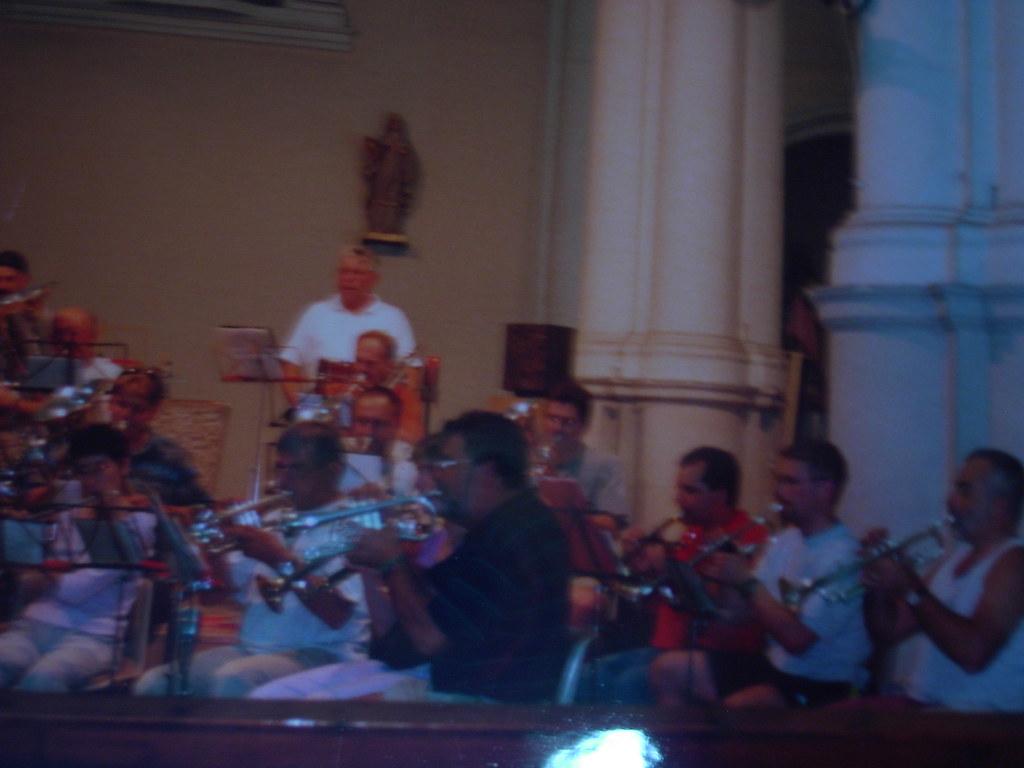 Musikreise Santa Susanna 2002