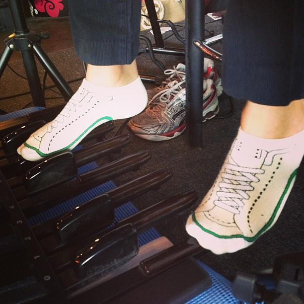 Cool socks!!! #fatt #footdrum #bevlyn #hood #socks