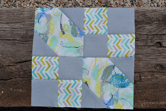 Virtual Quilting Bee Block 5
