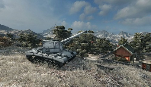 World of Tanks 0.8.6
