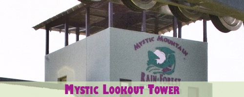 Mystic Lookout Tower