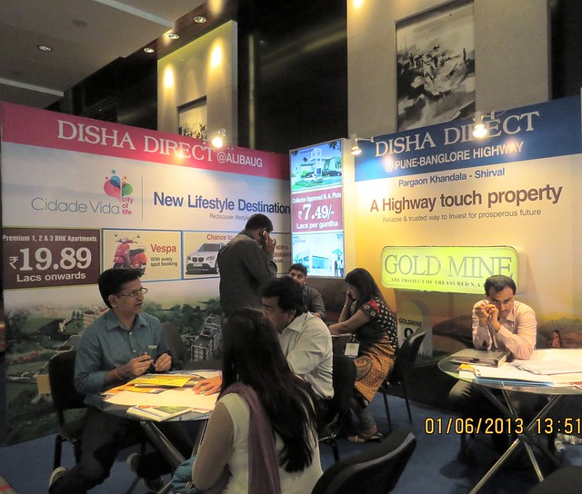 www.dishadirect.in - Visit Times Property Showcase 2013, 1st &2nd June 2013, JW Marriott, S B Road, Pune