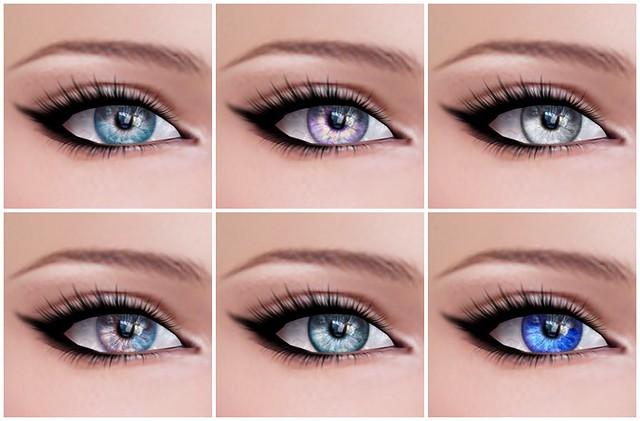 Mayfly Eyes