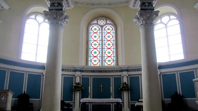 St Iberius Church