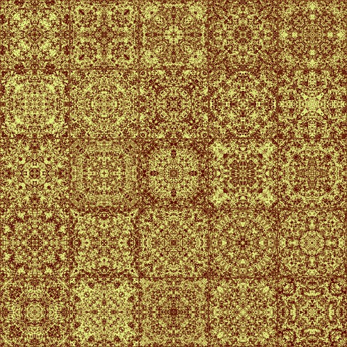 Automata Carpet