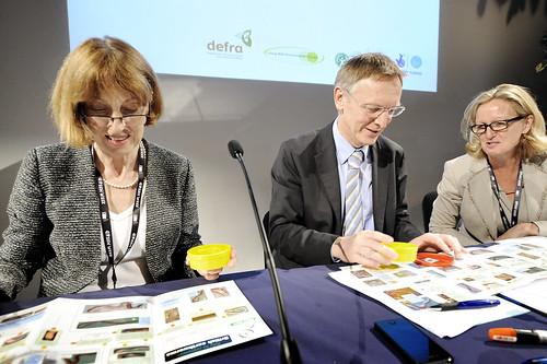 Prof. Jacqueline McGlade - Janez Potocnik - Dr Linda Davies