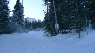 Mayflower Creek Trail