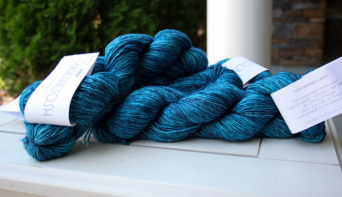 Tosh Merino Light - Baltic