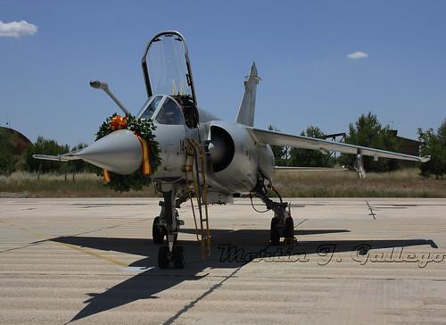 Hasta siempre Mirage F1