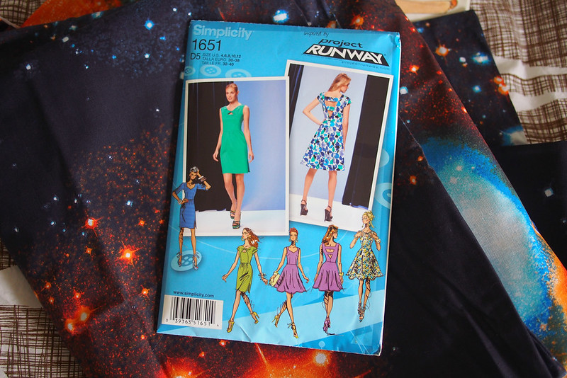 Space dress