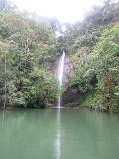 Cascada de La Sierpe
