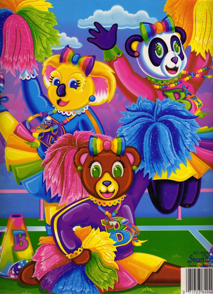 cheerleader bears