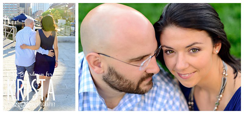 North End (Boston) Engagement Session