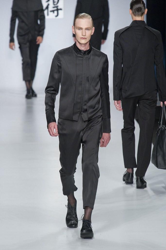 SS14 Milan Ji Wenbo021_Gerhard Freidl(fashionising.com)