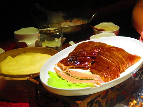 Peking Duck Restaurant in Beijing