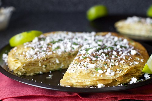 charred corn crepes | smitten kitchen