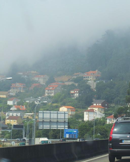 Vigo camino de Bueu