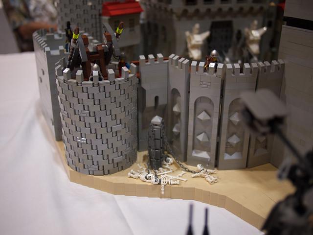 Castle - detail