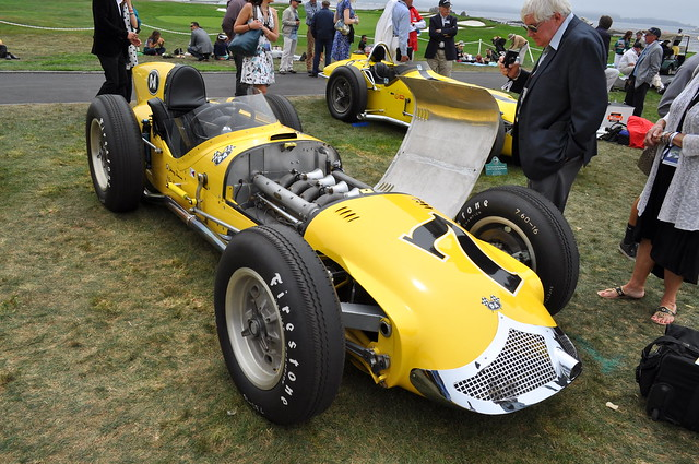 1953 Kurtis KK500B D-A Lubricant Special Roadster, Pebble Beach Concours d'Elegance 2013, The Lodge at Pebble Beach Golf Links