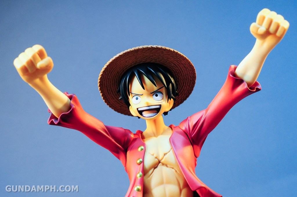 Monkey D. Luffy - P.O.P Sailing Again - Figure Review - Megahouse (22)