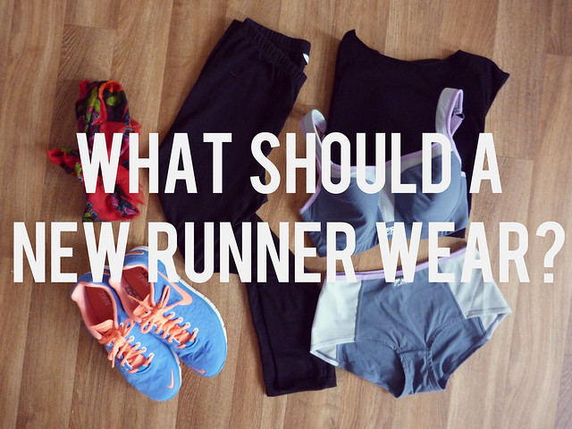 What should a new runner wear?