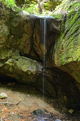 Honeymoon Falls -  Pine Mountain State Resort Park - Pineville -Kentucky
