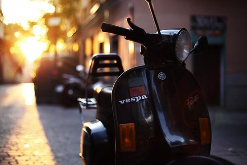 Vespa by N.D.K.K.