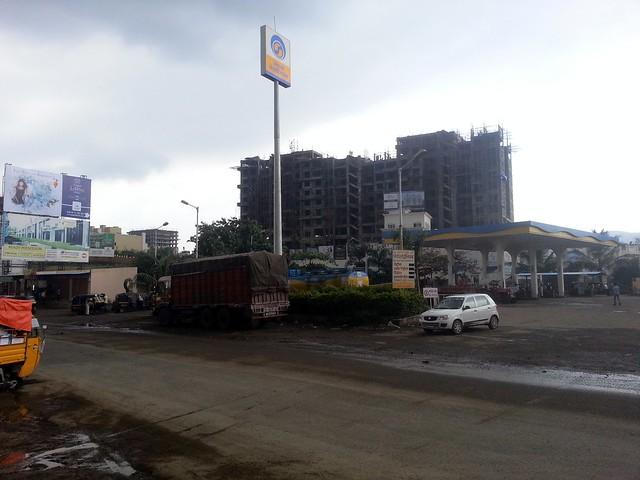 Dharmawat Petrol Pump on Katraj Undri Saswad Highway - Visit Gagan LaWish Pisoli Pune 411028