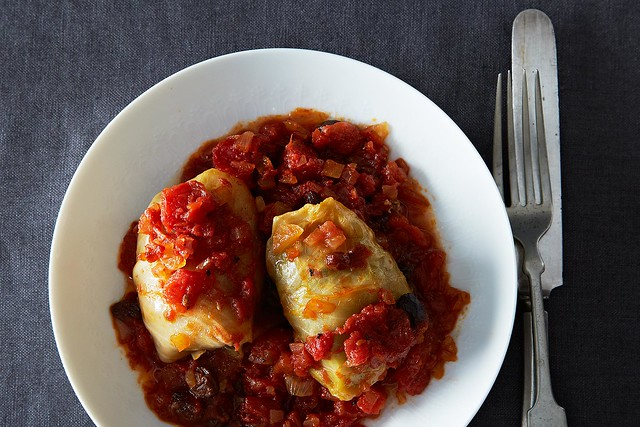Stuffed Cabbage on Food52