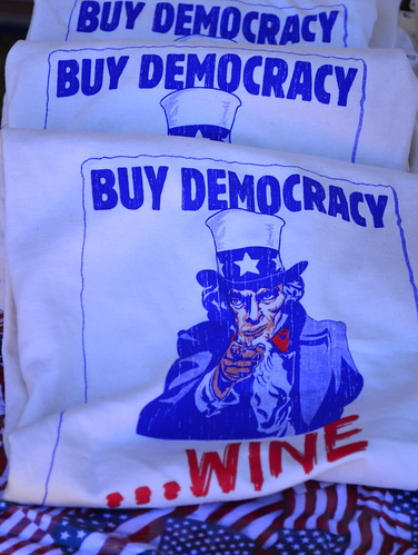 Buy Democracy...Wine