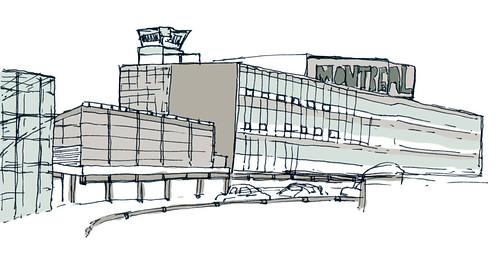 Departures level by Jennifer Appel
