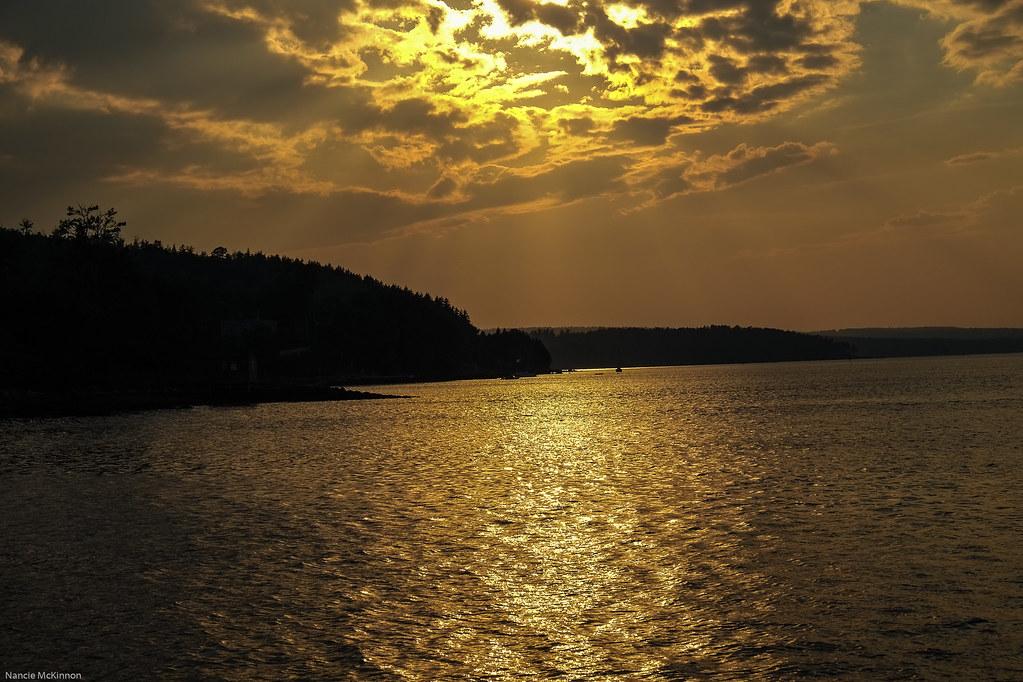 Sunset on the Lahave River, Nova Scotia.jpg