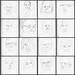 60 second portraits ~ VI by Gila Mosaics n'stuff