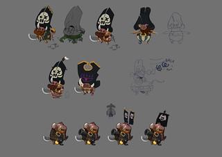 Puppeteer Concept Art