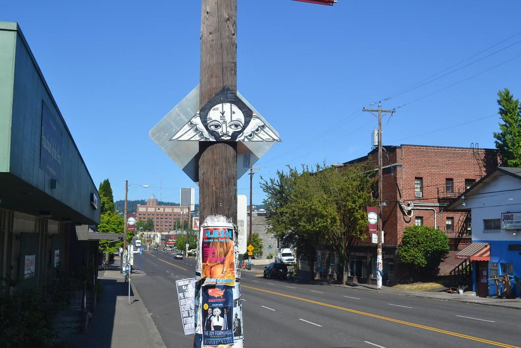 RAS TERMS, PTV, BDS, Portland, Street Art, Graffiti,