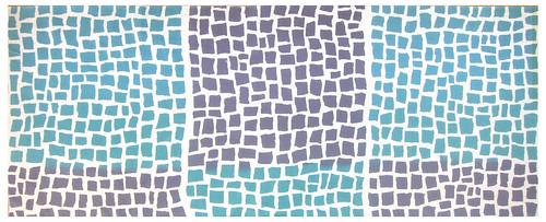 zucu しかく 水色×薄紫