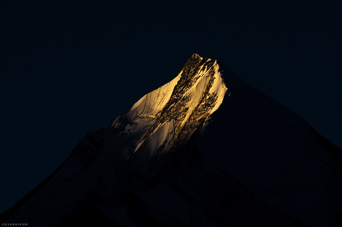 india mountain sunrise landscape peak himalaya himachal goldenhour chandratal spitivalley chandrabhaga cosurvivor cb14