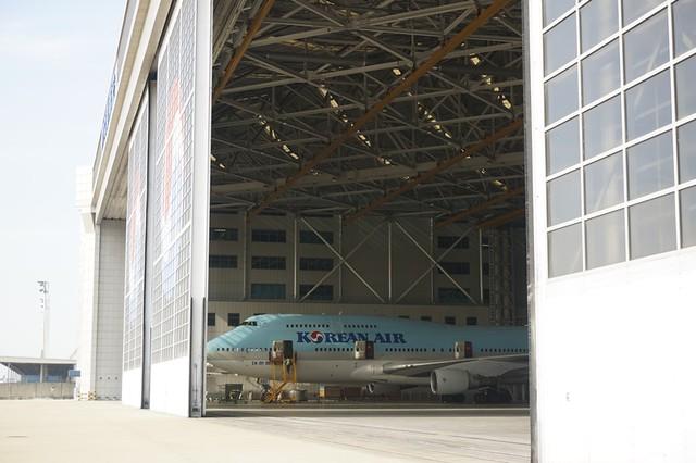 Korean Air Building - Korea - Aviation Facility Tour - asian on air blogger-009