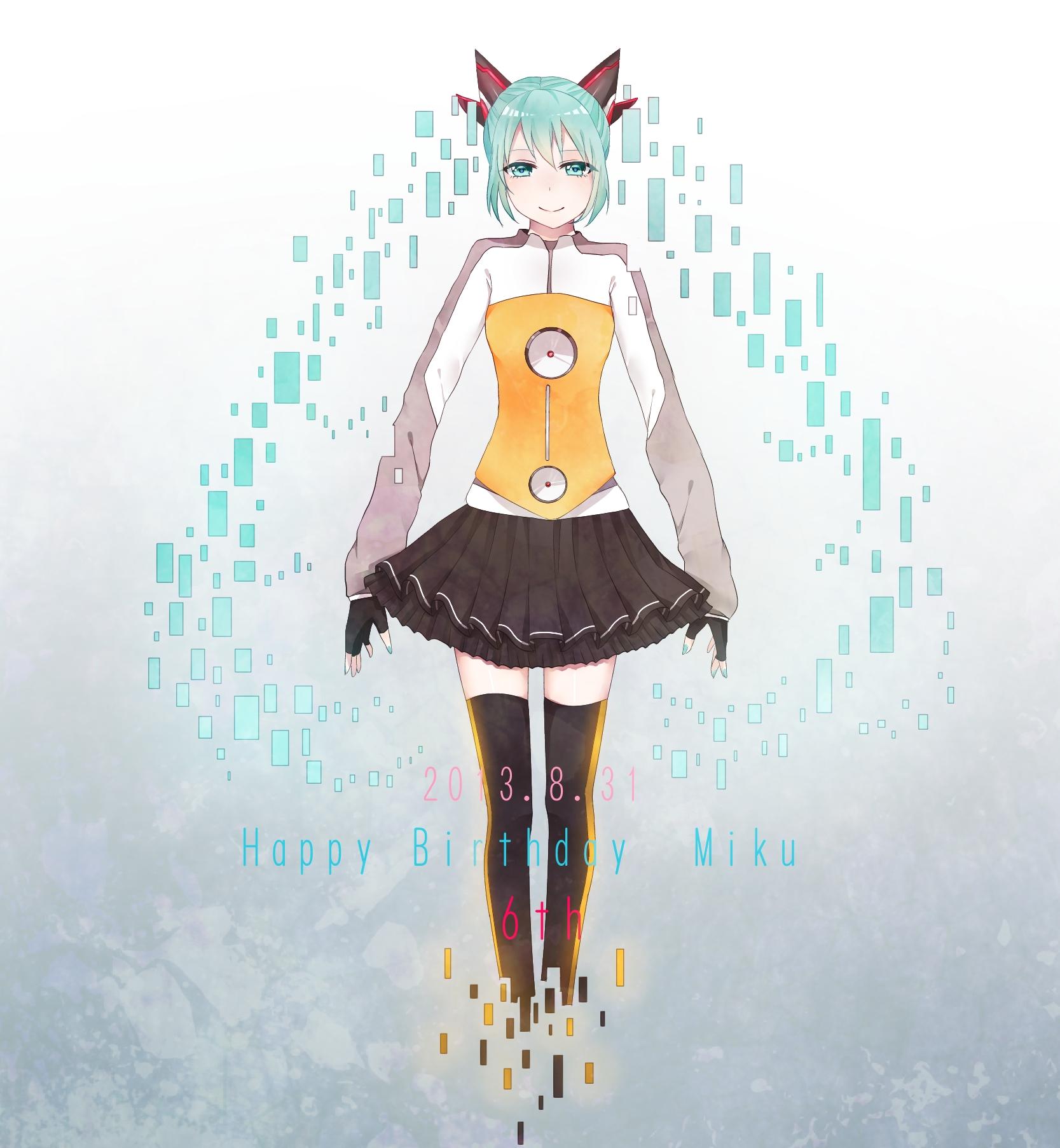 Miku Monday #193 (CXCIII) - Hatsune Miku, 6º Aniversario (VIII)